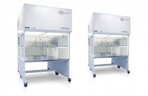 Large Laminar Flow Cabinets by Weiss Technik
