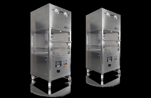 Laminar Flow Cabinets by Weiss Technik