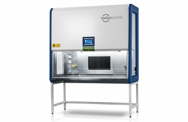 microbiological safety workbenches by Weiss Technik