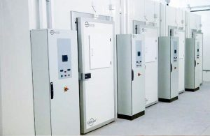 • WALK-IN HIGH LIGHT INTENSITY PLANT GROWTH ROOMS