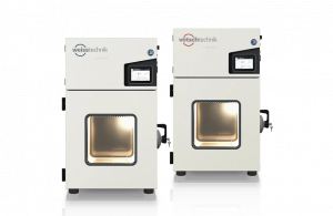 Small laboratory test chambers for research and quality control for reproducible temperature and climate tests